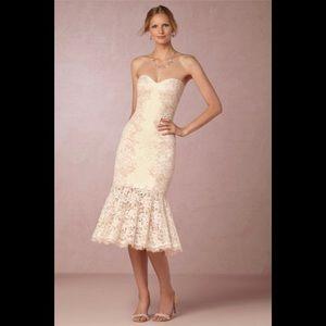 NWT BHLDN Tadashi Shoji Venetia Wedding Dress